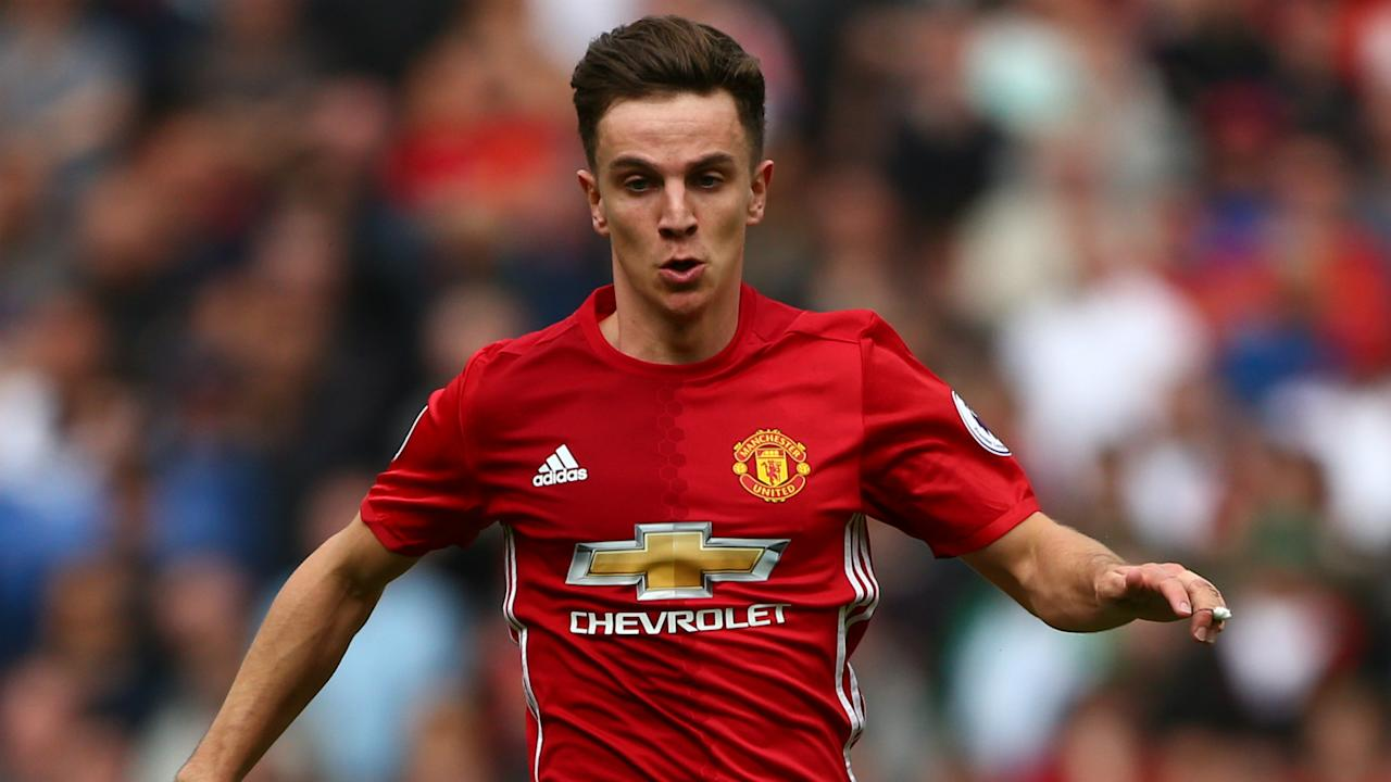 Josh Harrop is confident leaving Manchester United will prove to be the right decision after signing for Preston North End.