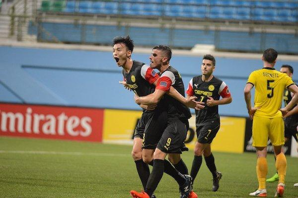 Ceres Negros vs Tampines Rovers