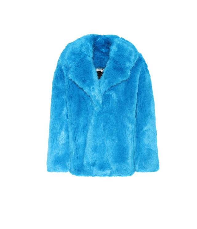 "<p>Diane Von Furstenberg jacket, $598,<a href=""https://www.mytheresa.com/en-us/diane-von-furstenberg-faux-fur-coat-876238.html?utm_source=affiliate&utm_medium=polyvore.us"" rel=""nofollow noopener"" target=""_blank"" data-ylk=""slk:mytheresa.com"" class=""link rapid-noclick-resp""> mytheresa.com</a><br> (Data: Long Tall Sally, Instagram) </p>"