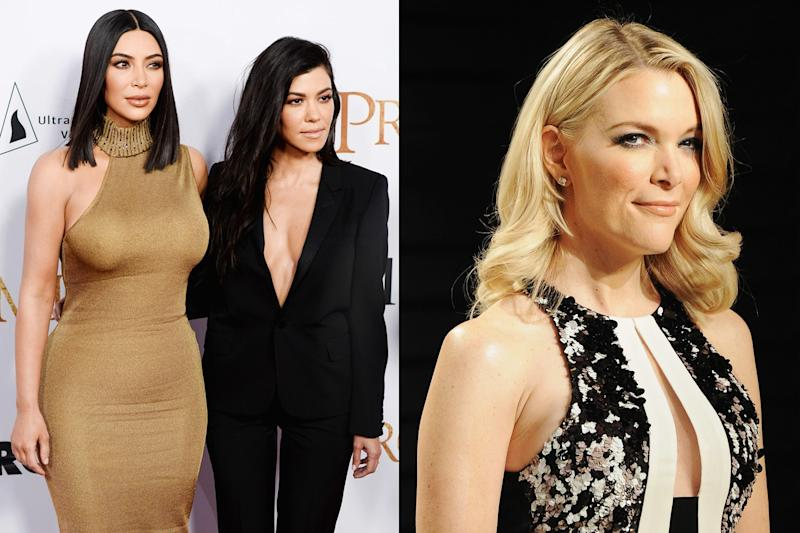 Megyn Kelly and the Kardashian Family Are Improbably Joining Forces