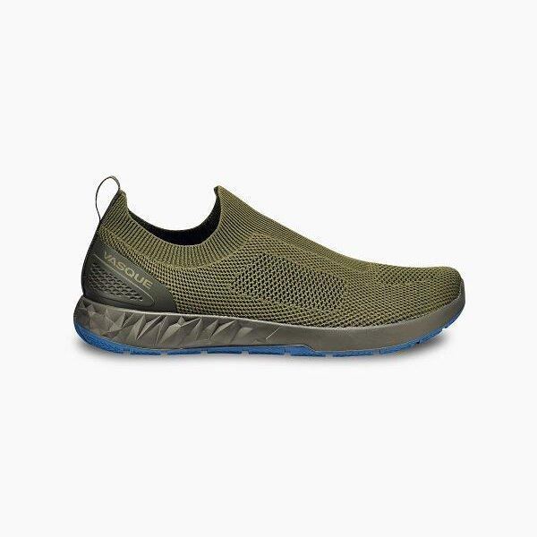 SATORU MOC LIGHTWEIGHT SHOE IN GREEN , best gifts for father's day