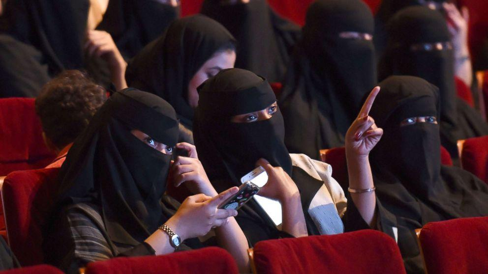 Saudi Arabia to reopen cinemas that have been banned since the 1980s, says crown prince (ABC News)