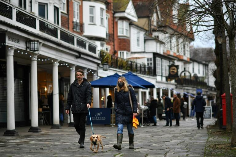 """Unlike many other """"Tier 3"""" areas -- primarily in northern and central England -- Covid-19 rates in the affluent corner of Kent are well below the national average"""