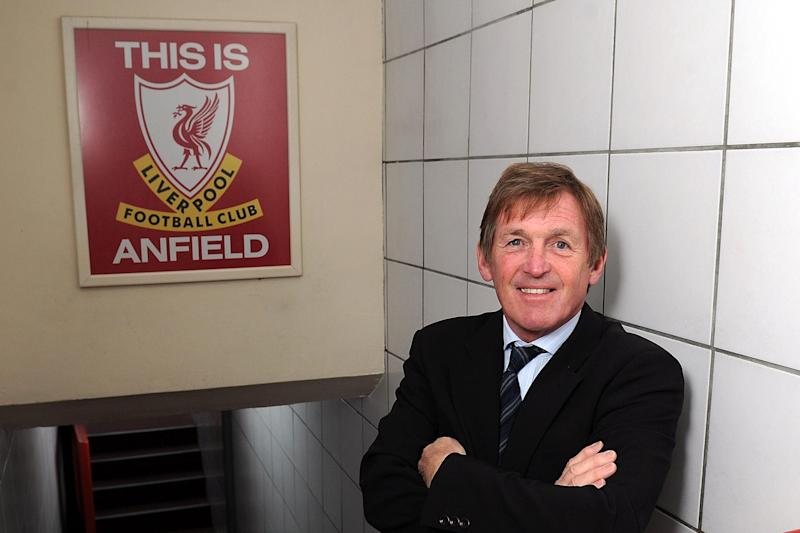 Club hero Dalglish will be immortalised at Anfield: Liverpool FC via Getty Images