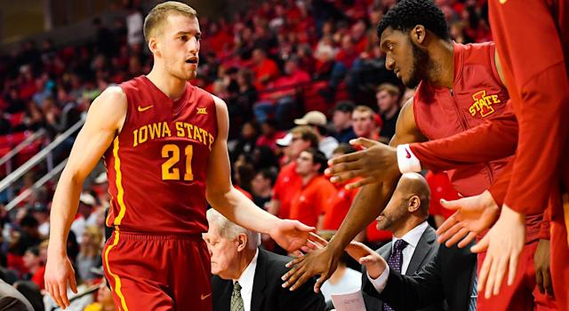 Matt Thomas was always on the grind at Iowa State. (Photo by John Weast/Getty Images)