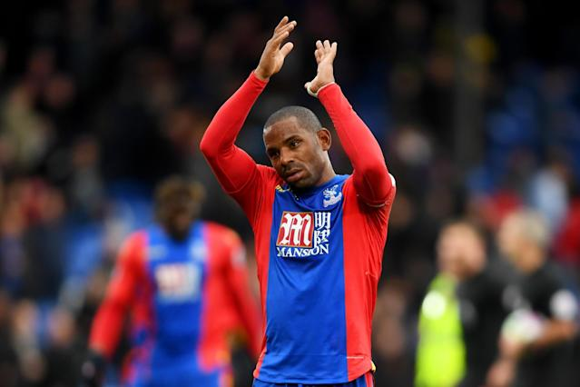 Crystal Palace building belief ahead of 'daunting' Premier League run-in, says Jason Puncheon