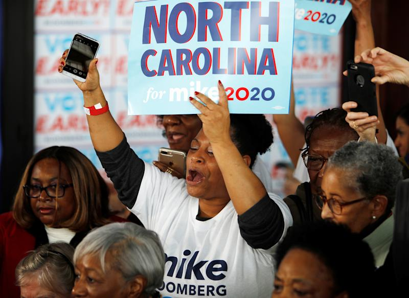 Why Bloomberg (yes, Bloomberg) could win over black voters as Biden fades