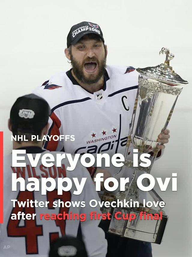 After more than a decade of waiting, Alex Ovechkin fans will, at last, get to witness the Great No. 8 work his magic in a Stanley Cup final.