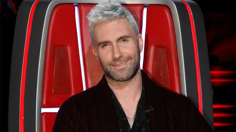 Adam Levine's Bold New Cornrows Will Have You Doing a Double Take