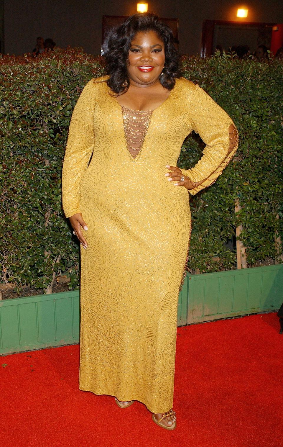 Mo'Nique lost out after winning an Oscar (Photo by Gregg DeGuire/WireImage)
