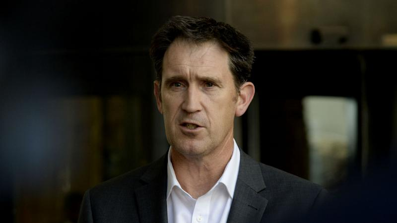 Australian cricket coach resigns after ball-tampering scandal