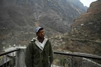 Kundan Singh Rana said he knew unchecked development in the Indian Himalayan valley would one day mean disaster