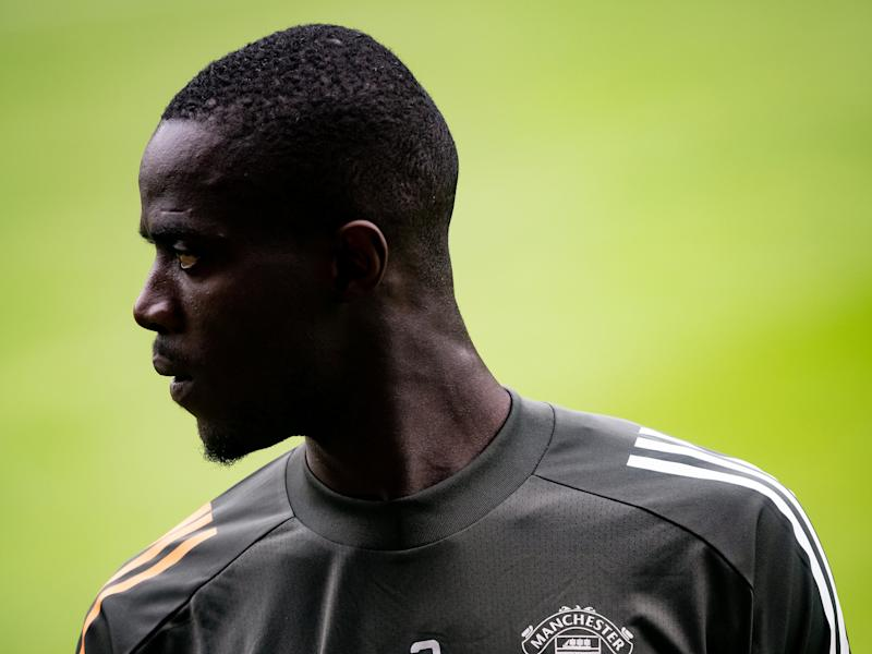 Manchester United defender Eric Bailly (Manchester United via Getty Images)