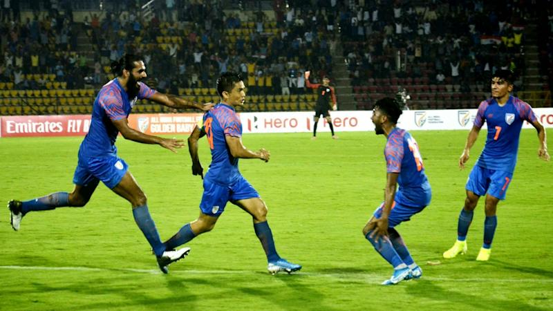 India's Heroic Efforts Hold Asian Champions Qatar at Bay in Their Own Den, FIFA World Cup Qualifiers 2022 AFC Group E Football Match Ends in a Draw