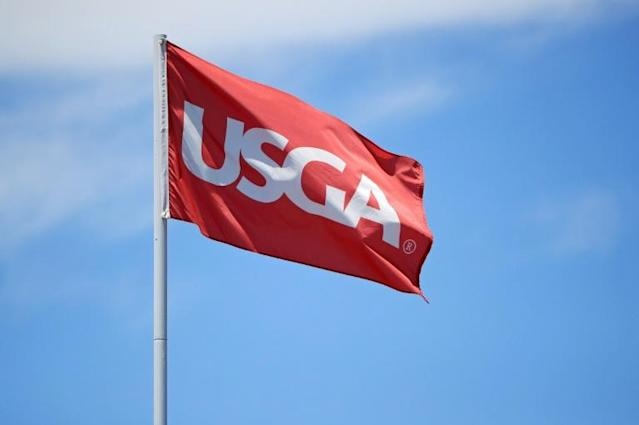 The US Golf Association says the fate of the US Open, scheduled for June 2020 at Winged Foot in Mamaroneck, New York, is up in the air (AFP Photo/Andrew Redington)
