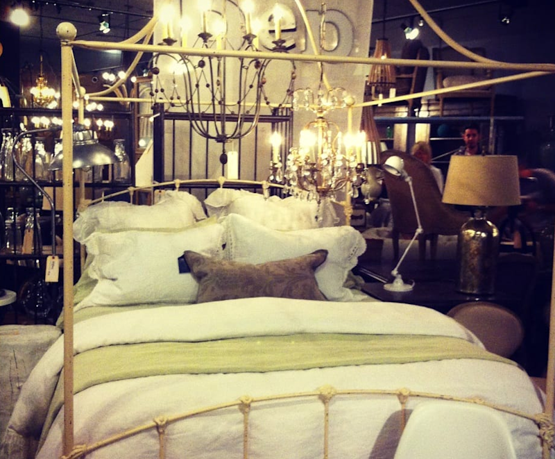 Bed set from HD Buttercup.