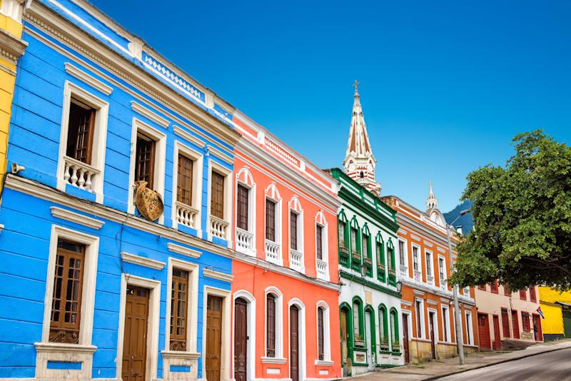 U.S. to Colombia from $335 Round-Trip