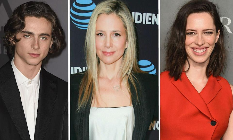 Actors and actresses are sharing their regrets for working with Woody Allen (Getty)