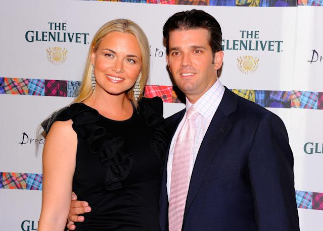More details are emerging following Vanessa and Donald Trump Jr.'s divorce announcement. (Photo: Getty Images)