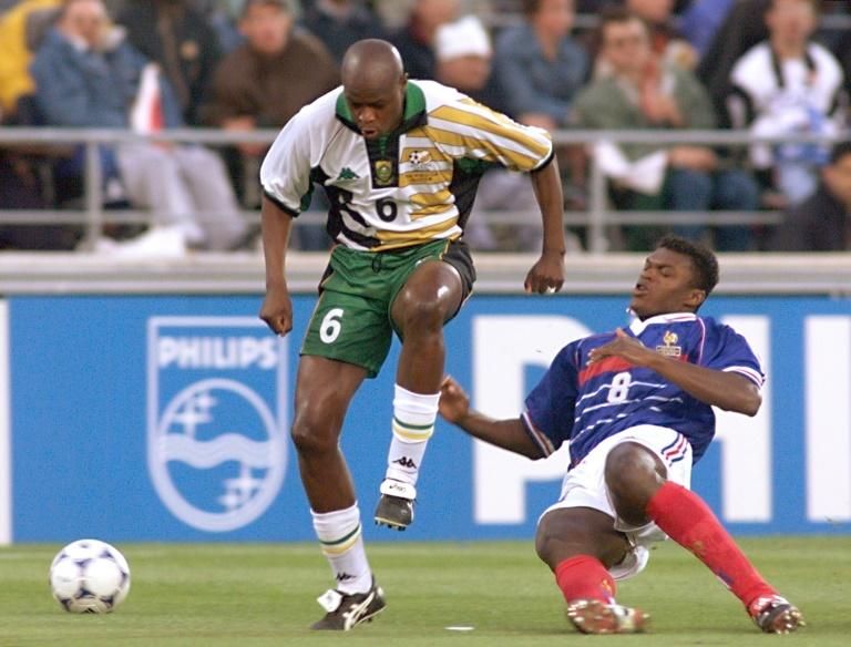 Former Leeds United and South Africa striker Phil Masinga dies aged 49