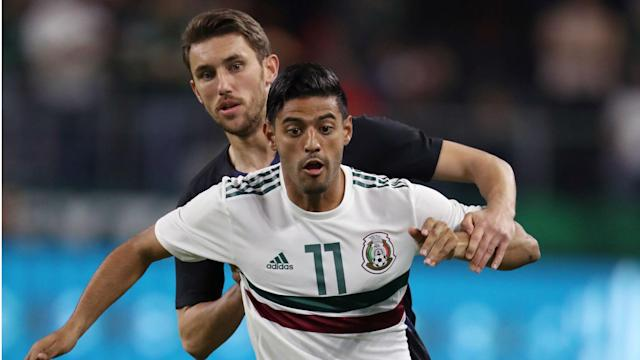 Juan Carlos Osorio's side takes on the European outfit in Texas. Follow along LIVE with Goal