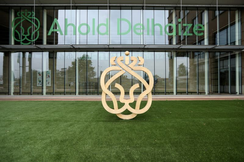 Supermarket giant Ahold reports 78% surge in second-quarter earnings amid coronavirus