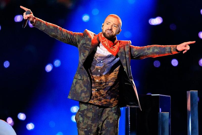Justin Timberlake | Christopher Polk/Getty Images