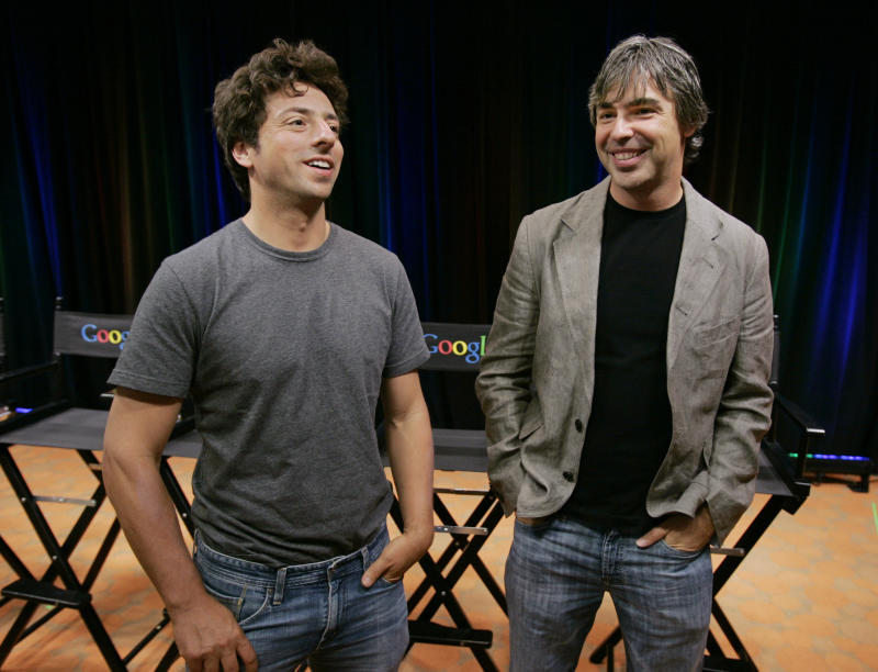 Google settles suit, clears way for stock split
