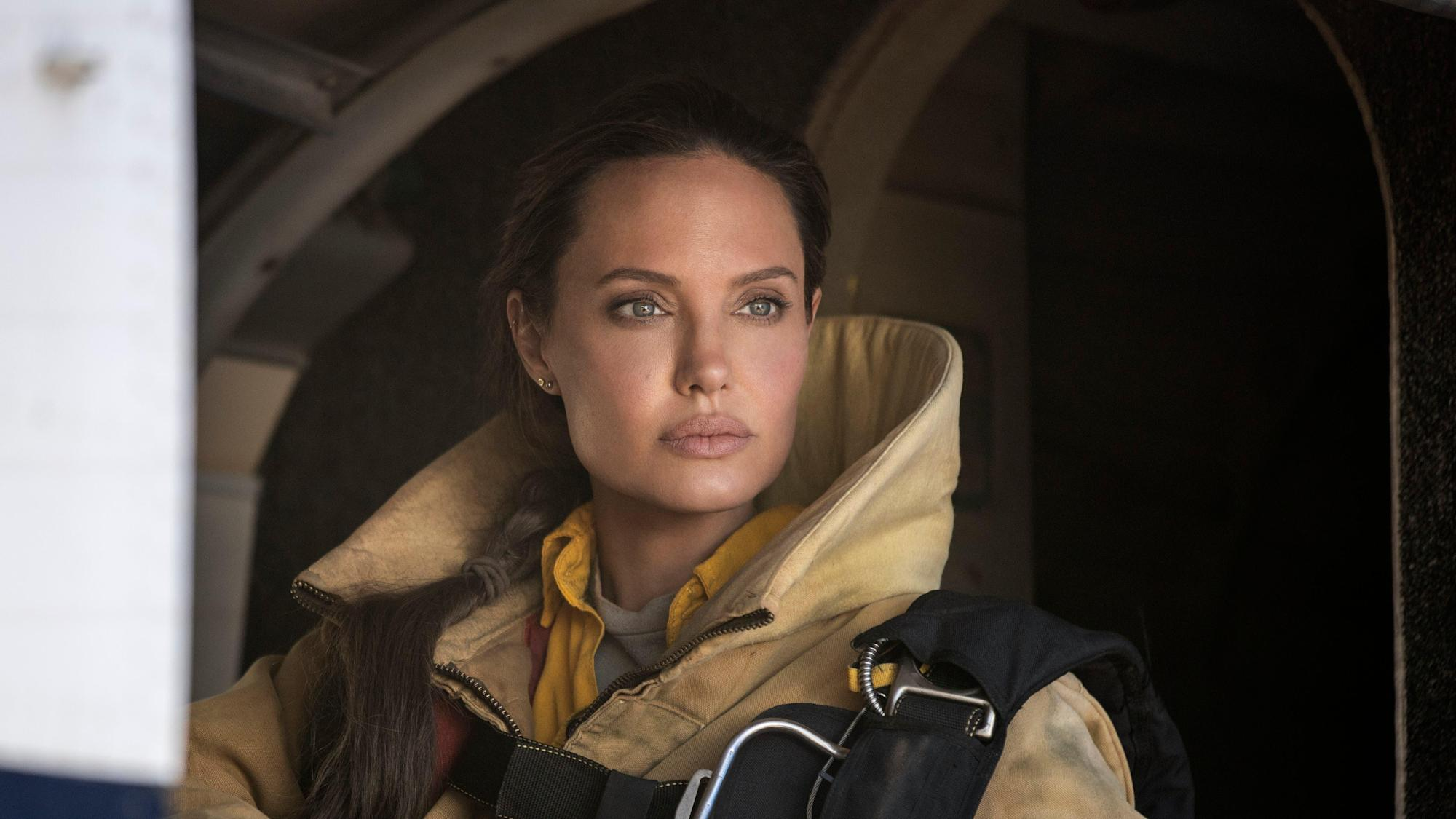 Angelina Jolie: I questioned if I was strong enough for latest film role