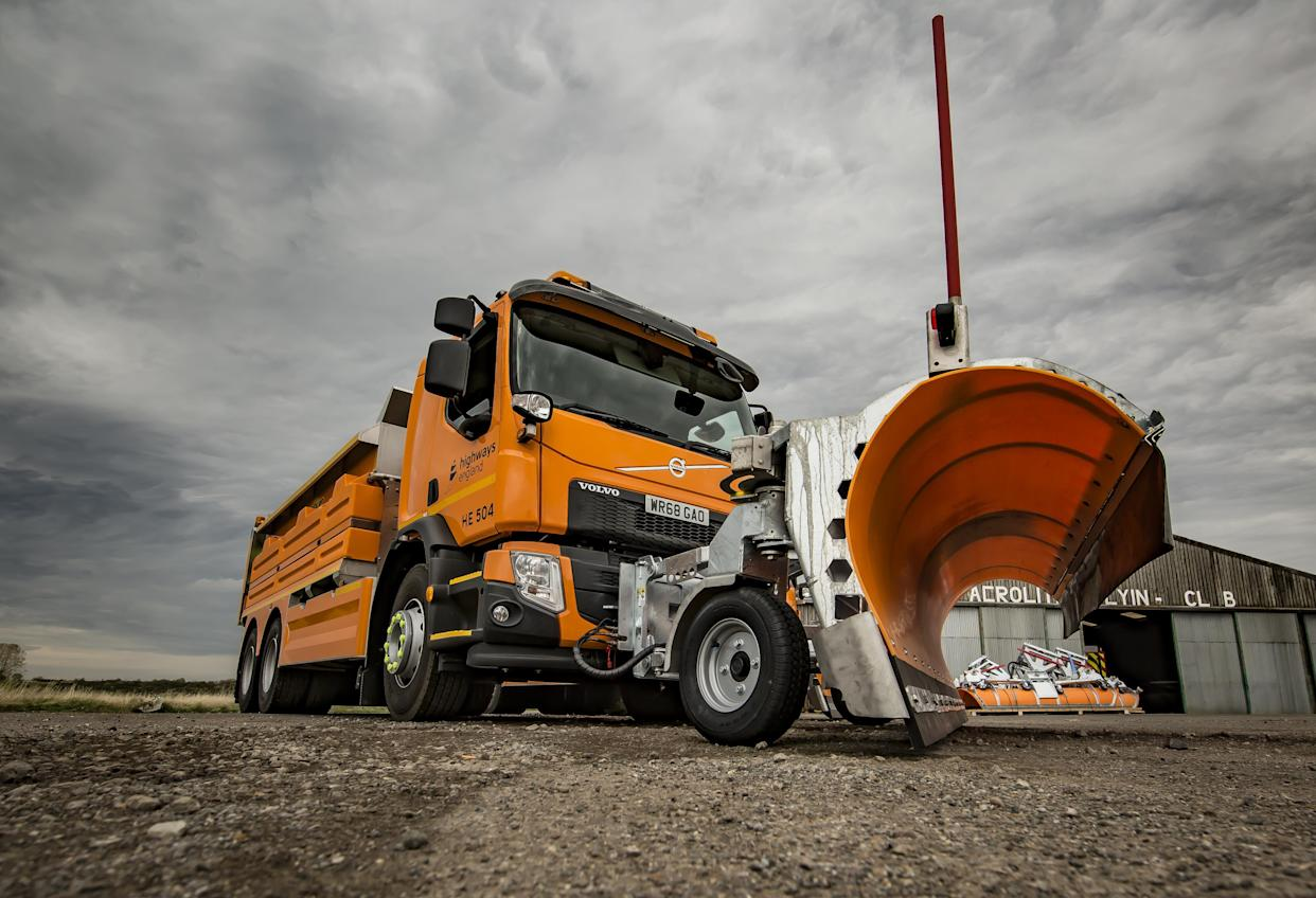 New gritters added to fleet