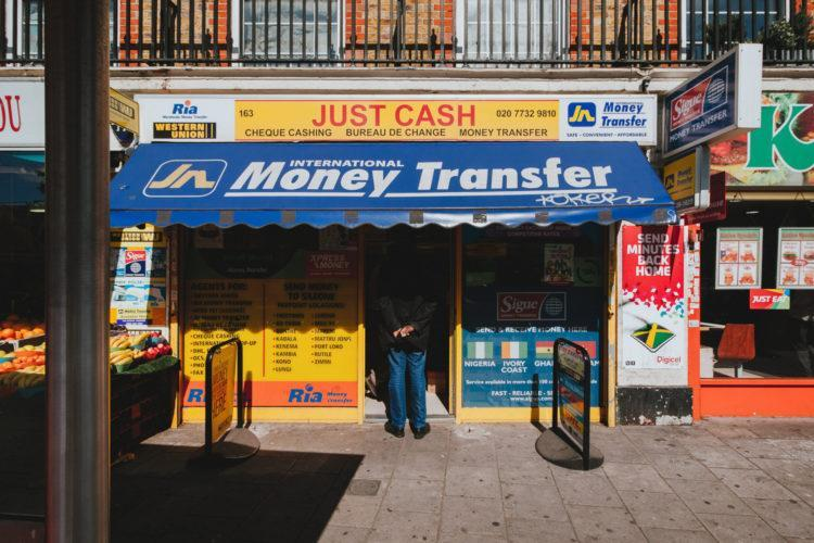15 largest money transfer companies in the world