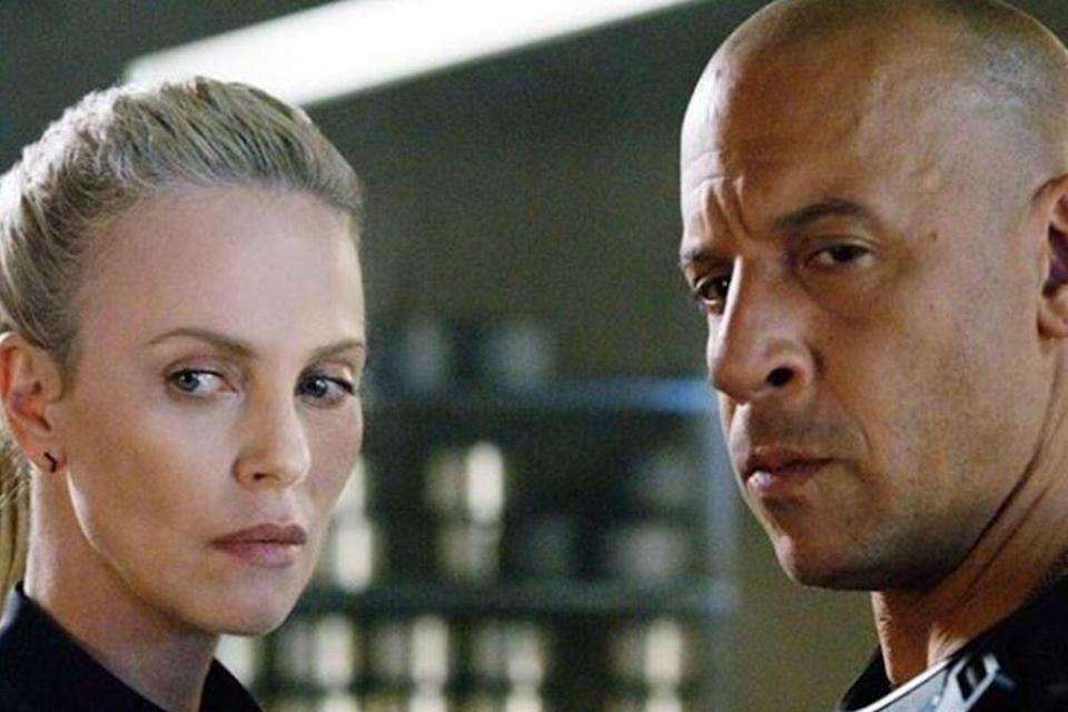 fast and furious charlize theron