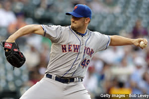 Glenn Colton takes a look at how Jon Niese is helping ease the pain of losing Matt Harvey in this week's Week That Was