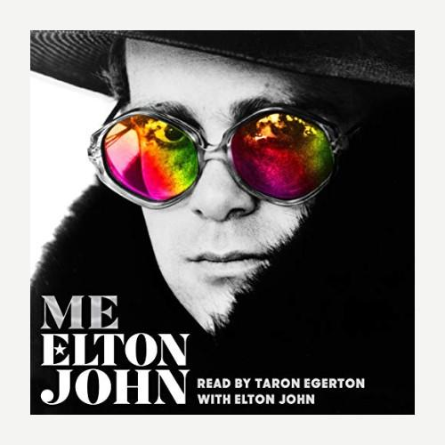 Me by Elton John. (Photo: Audible)