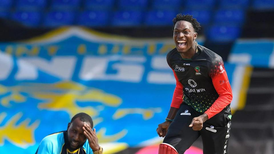 Netizens have a field day as Dominic Drakes guides SKN to maiden CPL title – Newsclay