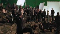 """<p>On May 2, Downey toured the set in a video for the charity site Omaze, which offered one lucky winner lunch at Atlanta's Pinewood Studios where the Marvel Cinematic Universe is based. (Photo: <a href=""""https://www.omaze.com/experiences/robert-downey-jr-avengers-set-visit"""" rel=""""nofollow noopener"""" target=""""_blank"""" data-ylk=""""slk:Omaze"""" class=""""link rapid-noclick-resp"""">Omaze</a>) </p>"""