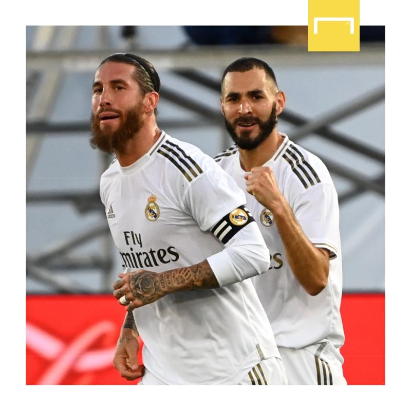 LIVE: Leganes vs Real Madrid