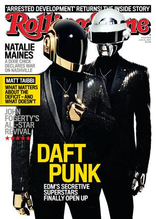 Why Daft Punk Wears Helmets