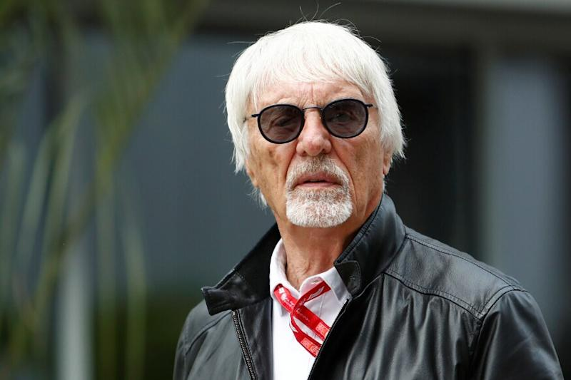 Ex-Formula One Boss Bernie Ecclestone Becomes Father for the 4th Time at 89