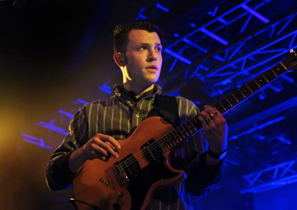 The Maccabees To Support The Black Keys On US Tour