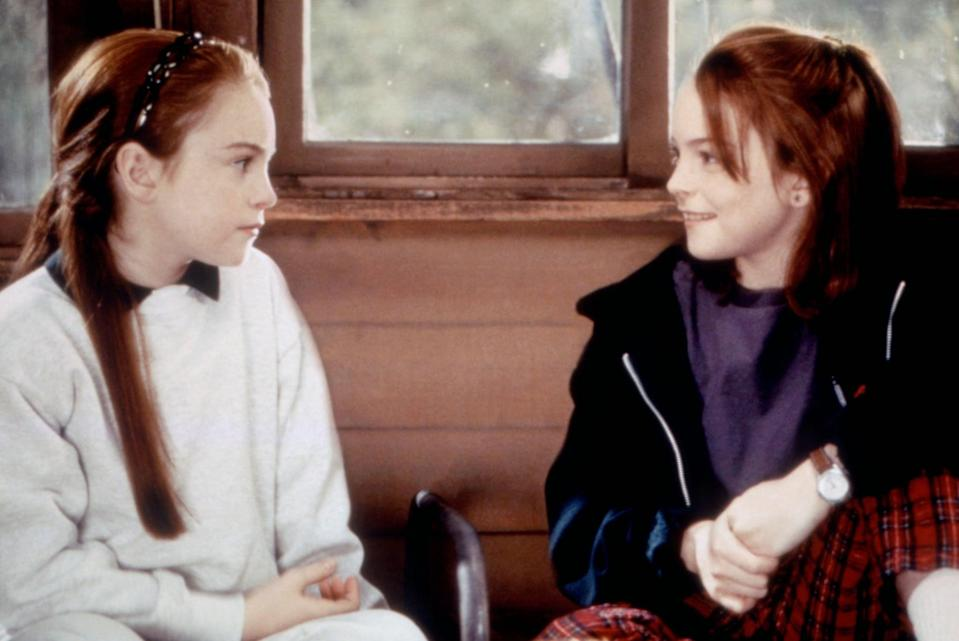 <p>. . . but as the preppy Annie Parker, there was a prim popped collar peeking out from underneath her crewneck.</p>