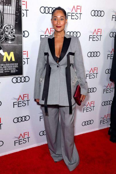 PHOTO: Tracee Ellis Ross attends AFI FEST 2019 Presented by Audi - Opening Night World Premiere Of 'Queen & Slim' on November 14, 2019 in Hollywood, California. (Joe Scarnici/Getty Images)