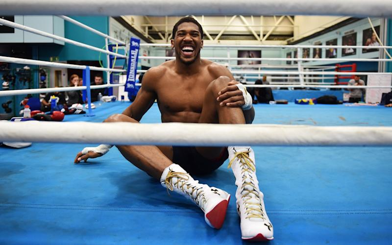 Anthony Joshua may have a problem with mandatory defences if he beats Wladimir Klitschko - Getty Images Europe