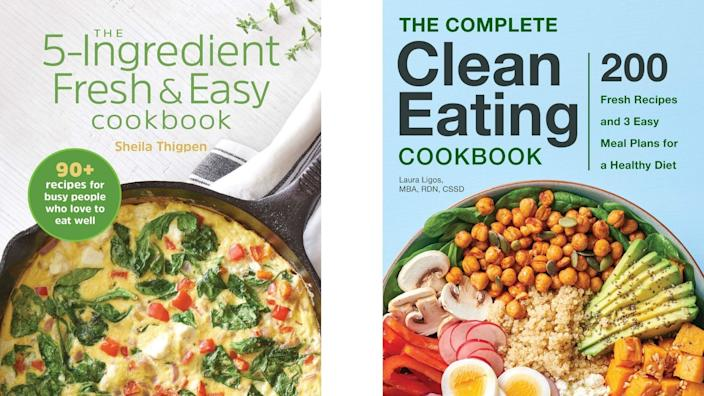 Best health and fitness gifts 2020: healthy cookbooks
