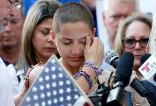 <p>Who are the #NeverAgain kids pushing for US gun control?</p>