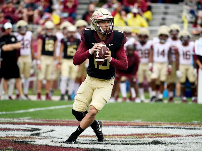 Seminoles quarterback McKenzie Milton has recovered from a gruesome knee injury that kept him sidelined two seasons.