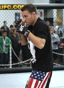 Jake Shields is a lifelong vegetarian. His biggest dietary challenge is finding good eats on the road