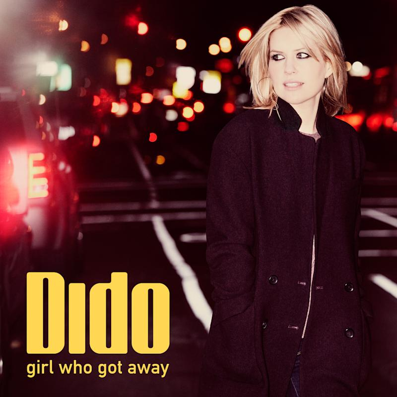 """This CD cover image released by RCA shows """"Girl Who Got Away,"""" by Dido. (AP Photo/RCA)"""