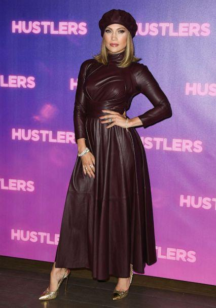 PHOTO: Jennifer Lopez attends the Photo Call For STX Entertainment's 'Hustlers' at Four Seasons Los Angeles at Beverly Hills on August 25, 2019 in Los Angeles, California. (Jon Kopaloff/FilmMagic/Getty Images)