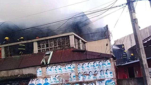 Fire hits 2 apartment units in Duljo Fatima